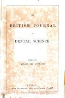 British Journal of Dental Science