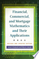 Financial  Commercial  and Mortgage Mathematics and Their Applications  2nd Edition