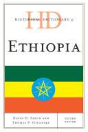 Pdf Historical Dictionary of Ethiopia Telecharger