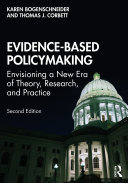 Evidence Based Policymaking