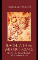 Jewish Faith and Modern Science
