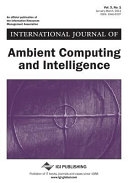 International Journal of Ambient Computing and Intelligence, Issue 3