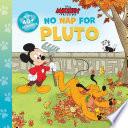 Disney Mickey  No Nap for Pluto