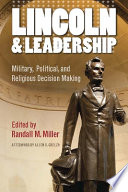 Lincoln And Leadership PDF