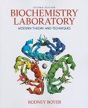 Biochemistry Laboratory
