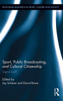 Sport  Public Broadcasting  and Cultural Citizenship