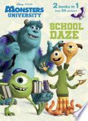 School Daze Monster Party  Jumbo Coloring Book