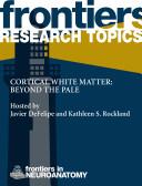 Pdf Cortical white matter: Beyond the pale