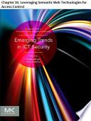 Emerging Trends in ICT Security Book