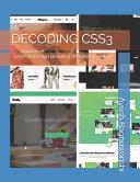 Decoding Css3