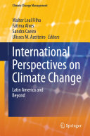 Pdf International Perspectives on Climate Change Telecharger