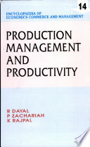 Product management and productivity
