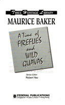 A Time of Fireflies and Wild Guavas Book PDF