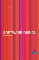 Software Design Pdf/ePub eBook