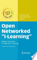 Open Networked I Learning  Book PDF