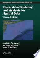 Hierarchical Modeling and Analysis for Spatial Data  Second Edition Book