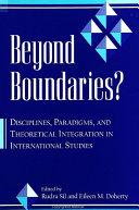 Beyond Boundaries? ebook