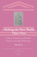 Making the New World Their Own