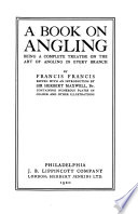 A Book on Angling Book PDF