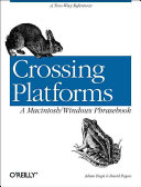 Crossing Platforms A Macintosh Windows Phrasebook
