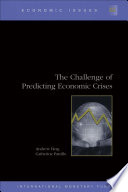 The Challenge Of Predicting Economic Crises Epub