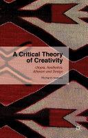 A Critical Theory of Creativity [Pdf/ePub] eBook