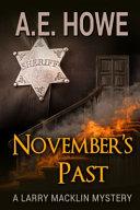 November's Past (Larry Macklin Book 1)