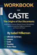 WORKBOOK for CASTE