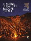 Teaching Humanities   Social Sciences