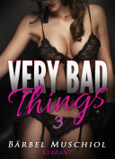Very bad things 3. Dark Romance