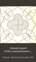 Annual Report of the Commissioners ...