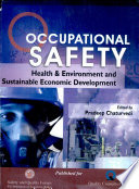 Occupational Safety Health Environment And Sustainable Economic Development Book PDF