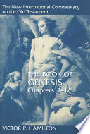 The Book Of Genesis Chapters 1 17