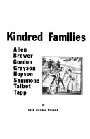Kindred Families