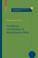 Nonlinear Oscillations of Hamiltonian PDEs