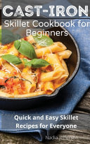 Cast Iron Skillet Cookbook for Beginners Book PDF