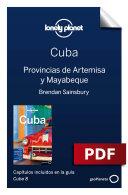 Cuba 8_3. Provincias de Artemisa y Mayabeque