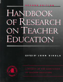 Handbook of Research on Teacher Education Book