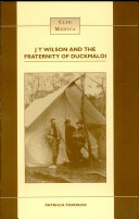 Pdf J. T. Wilson and the Fraternity of Duckmaloi