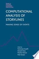 Computational Analysis of Storylines