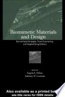 Biomimetic Materials And Design