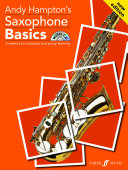 Saxophone Basics Pupil's book (with audio)