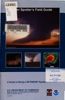 Weather Spotter s Field Guide