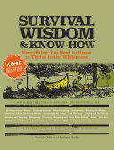 Survival Wisdom & Know How Pdf/ePub eBook