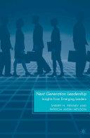 Next Generation Leadership [Pdf/ePub] eBook