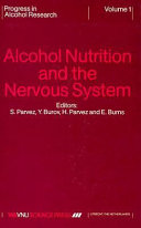Pdf Alcohol, Nutrition And the Nervous System