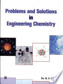 Problems and Solutions in Engineering Chemistry