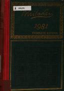 An Almanack