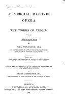 Pdf Opera. The Works of Virgil
