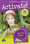 Activate! B1 Students' Book for Active Book Pack